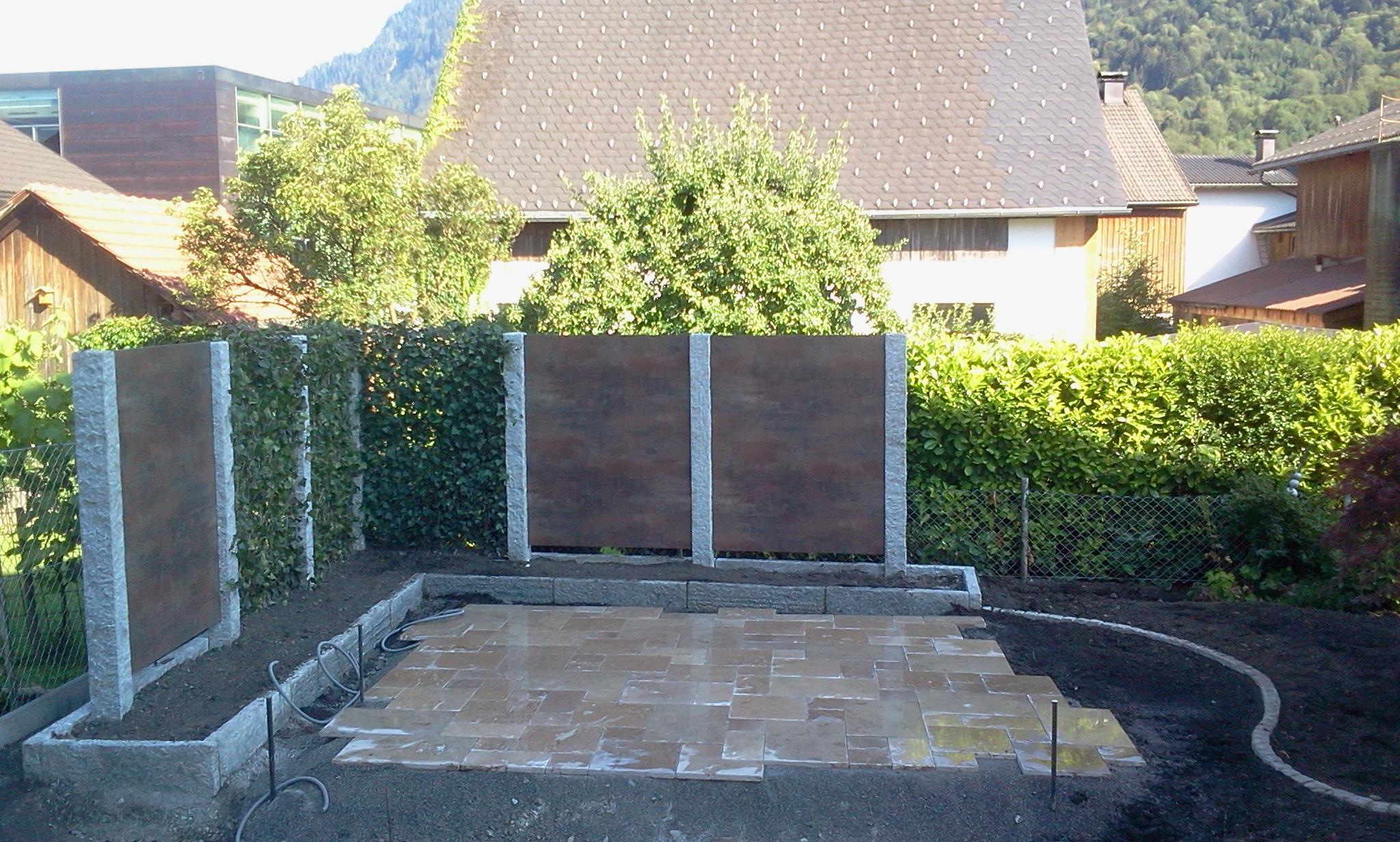 Emejing gartengestaltung mit granit ideas for Gartengestaltung granit